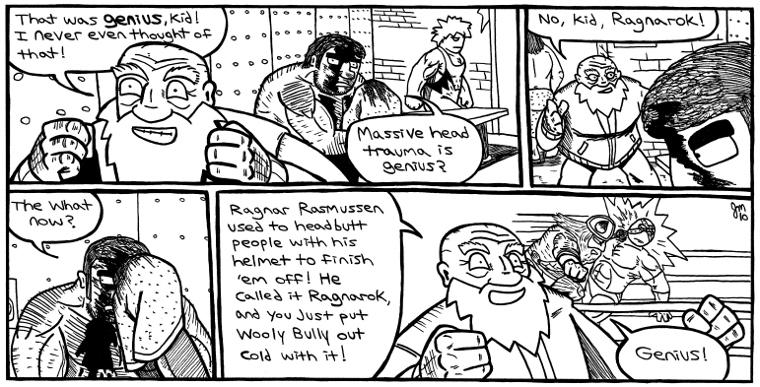 HEAT #28 – Ragnarok