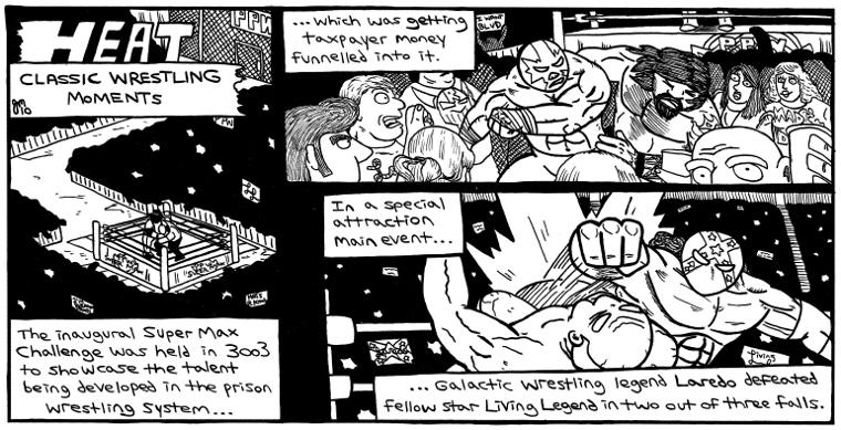Classic Wrestling Moments #3