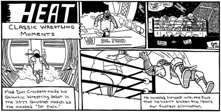 Classic Wrestling Moments #7