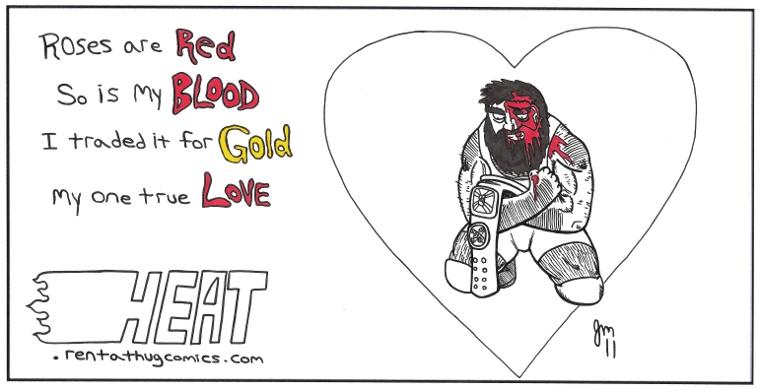 HEAT Valentine's Day Special 2011