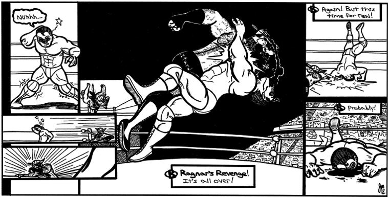 HEAT #229 – Ragnar's Revenge On A Guy Ragnar Never Met