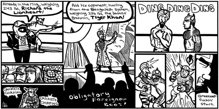 HEAT #249 – Tiger Con