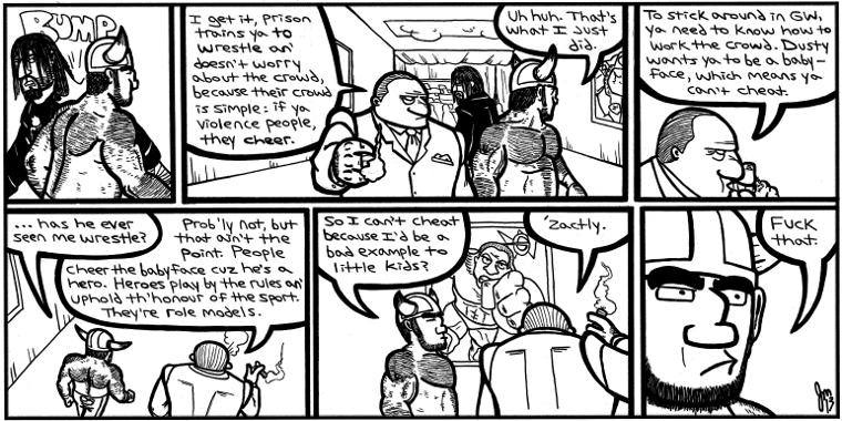 HEAT #257 – The Hallway Of Foreshadowing