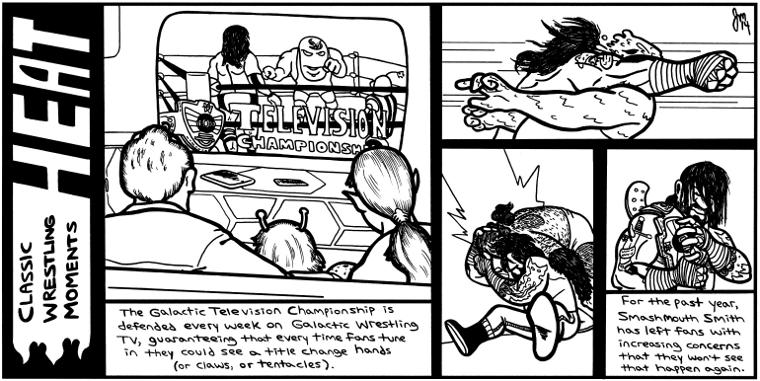 Classic Wrestling Moments #15