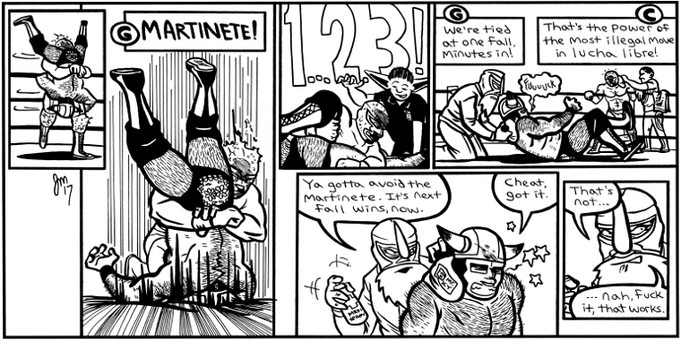 HEAT #445 – Martinete 2: The Martinetening