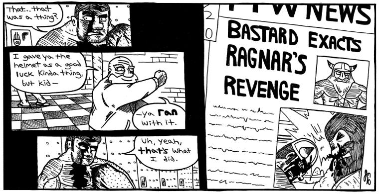 HEAT #29 – Ragnar's Revenge