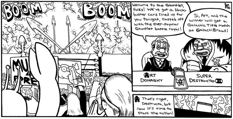 HEAT #79 – Chapter 7: Running the Gauntlet