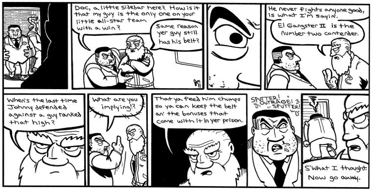 HEAT #134 – Sputter! Outrage! Sputter!