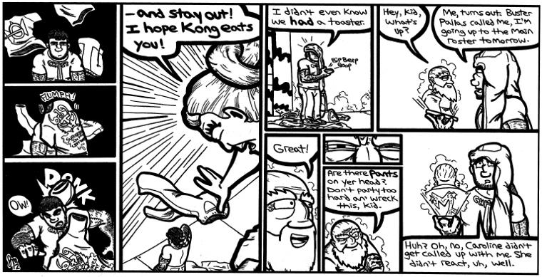 HEAT #242 – I Hope Kong Eats You. Or Toast. Whatever.