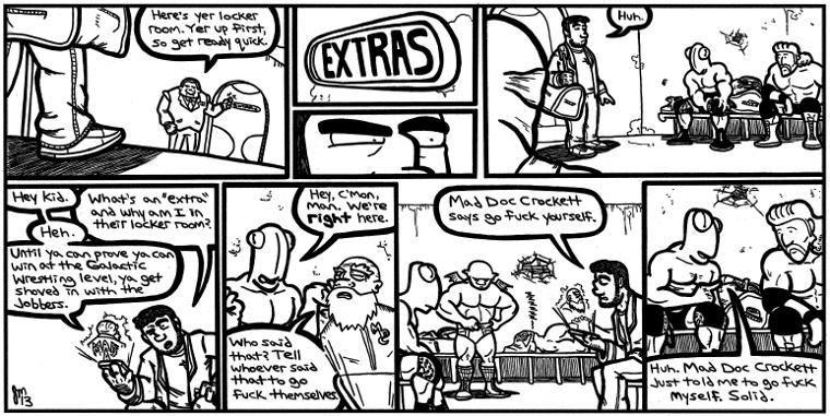 HEAT #246 – Extras Sans Ricky Gervais