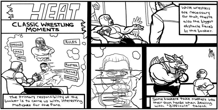 Classic Wrestling Moments #16