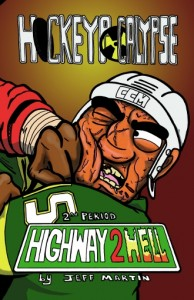 Hockeypocalypse 2 Front Cover DTC