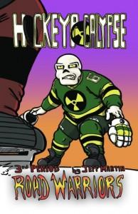 Hockeypocalypse 3 Cover DTC