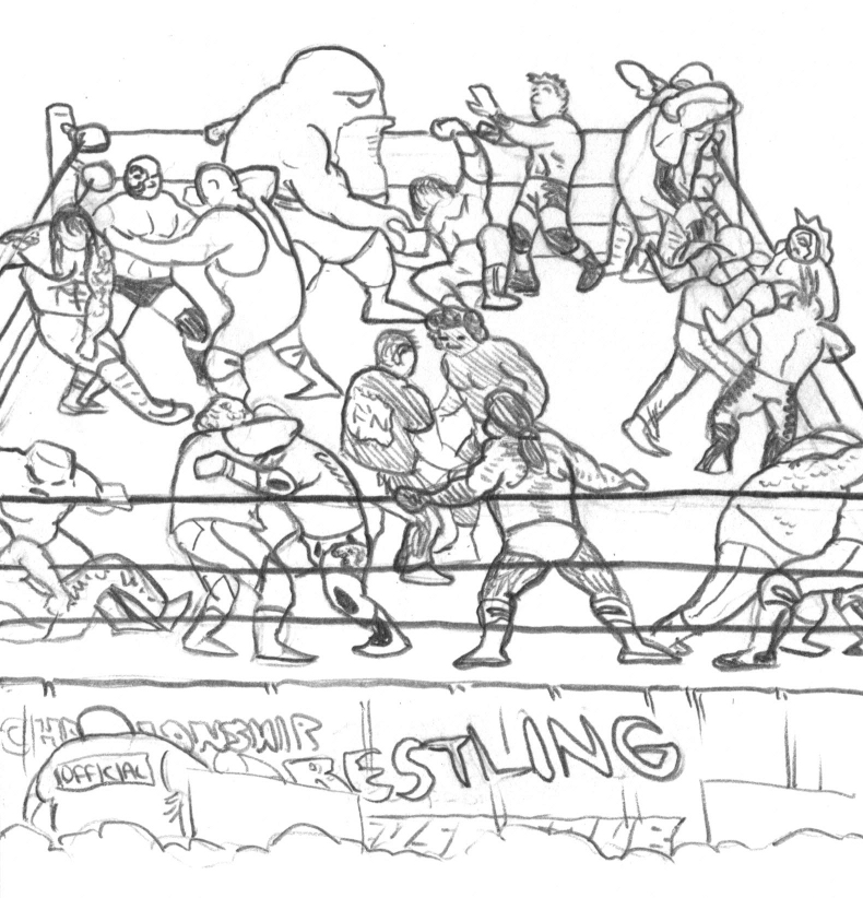 HEAT battle royal pencils