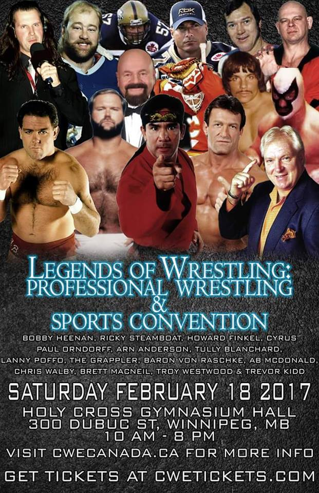 CWE Legends of Wrestling