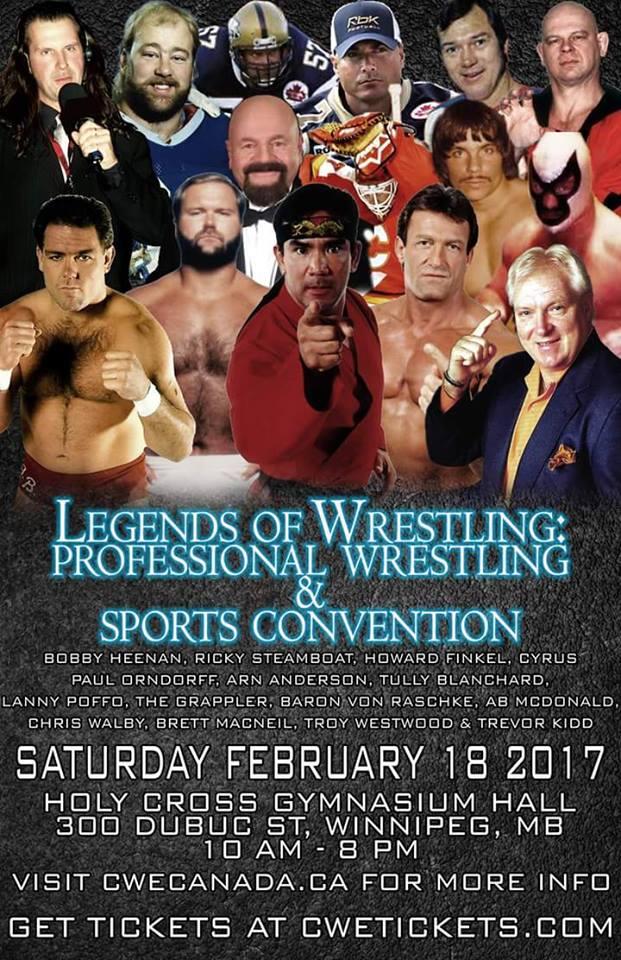 CWE Legends of Wrestling